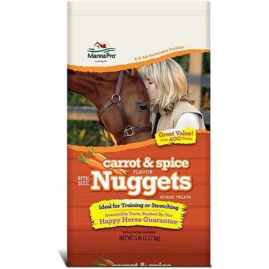 Manna Pro Carrot Nuggets 4lb