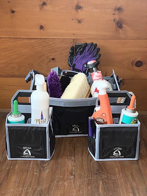 Lettia Collection Grooming Tote