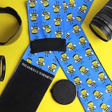 Dreamers & Schemers Bonjour Bee Socks