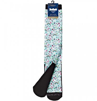 Ovation Footzees Boot Socks