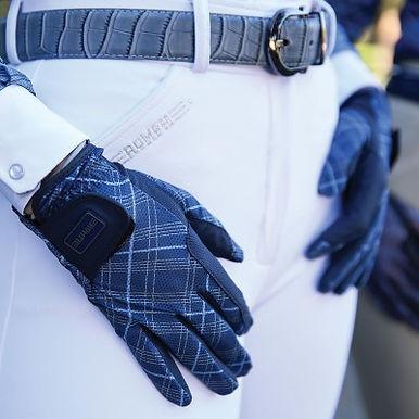 Romfh Ladies Hampton Plaid Gloves