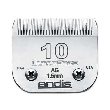 Andis Ultraedge Size 10 Clipper Blade