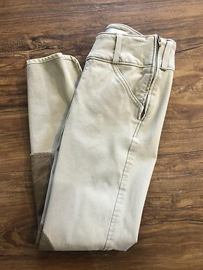Tailored Sportsman Side Zip Breech - 10