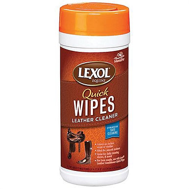 Lexol Leather Cleaner Wipes