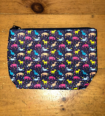 Dreamers& Schemers Zip Pouch
