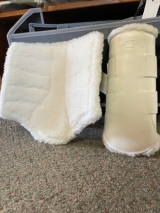 Dover Brushing Boots-XL