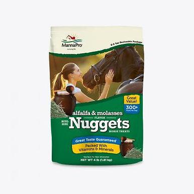 Manna Pro Alfalfa Nuggets - 4lb