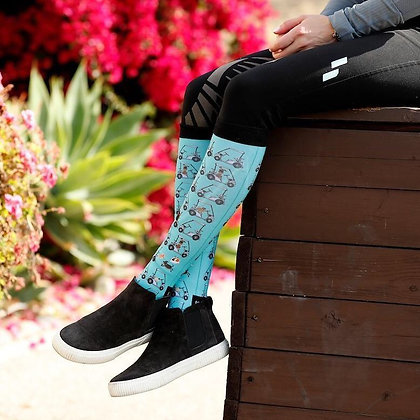 Dreamers N Schemers Boot Socks