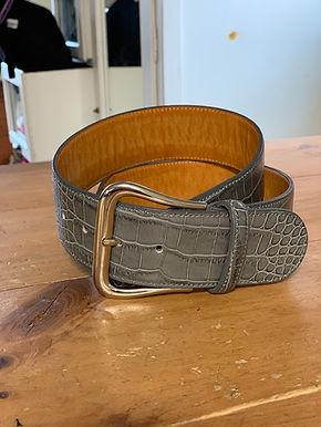 Tailored Sportsman Leather Belt-M