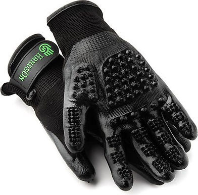 Hands On Groom Gloves