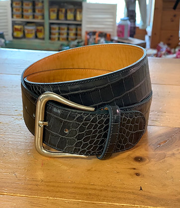 Tailored Sportsman Leather Belt