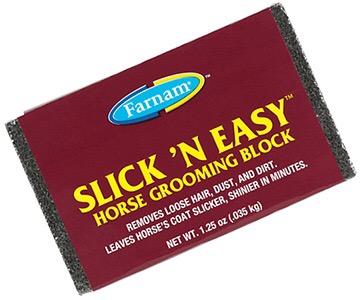 Slick 'N Easy Grooming Block