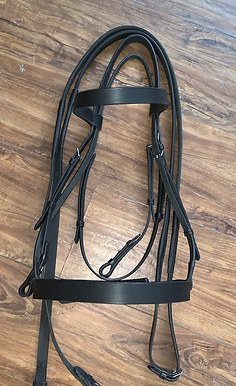 Aviemore Hunting Bridle- Oversize