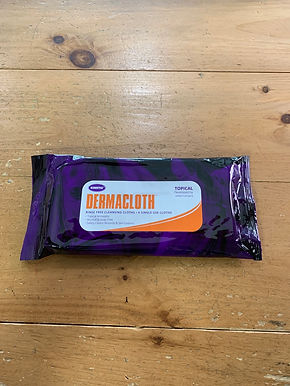 Derma Cloth Topical Antiseptic