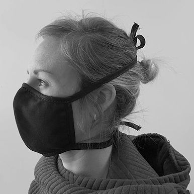 EquiFit Mask infused with Ag Silver