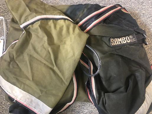 """Rambo Turnout-81"""""""