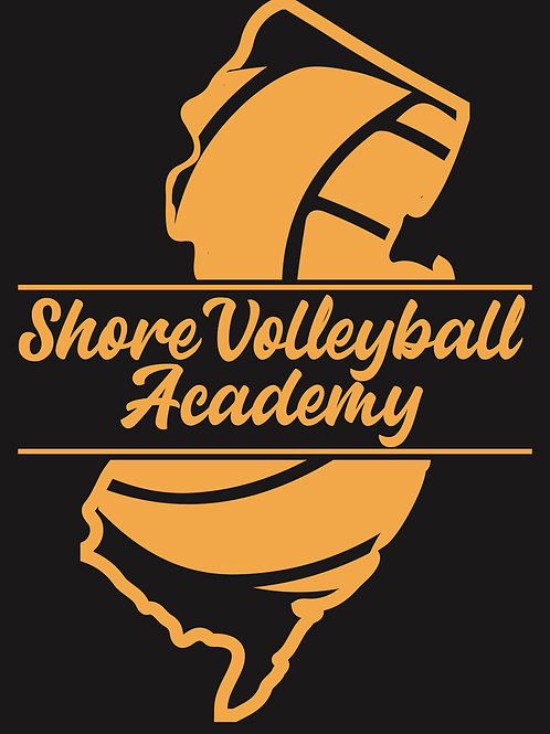 Hooded Shore VB Academy Sweatshirt (Gildan  Heavy Blend)