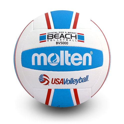 Molten BV500 Beach Volleyball (Add On To Registration Only)