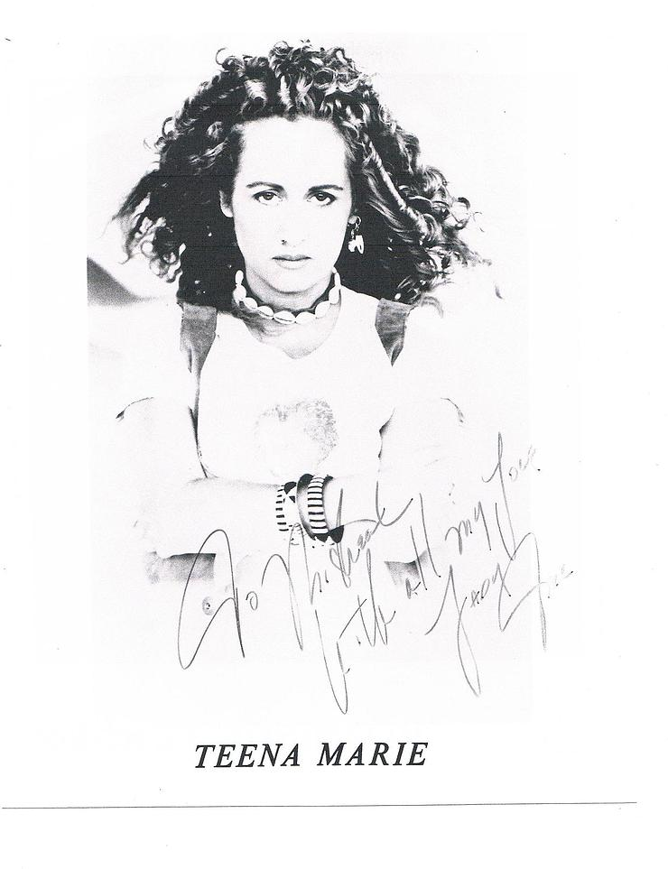 TEENA MARIE