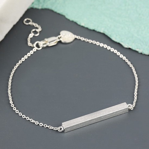Horizontal Bar Bracelet