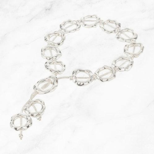 Open Link Adjustable Bracelet
