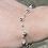 Thumbnail: Sterling Silver Bead Bracelet