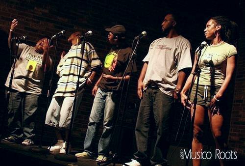 Killeen Poetry Slam Team