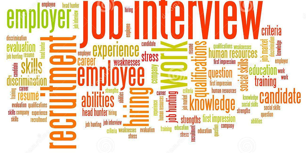 Mentoring in Resume Writing and Interview Skills with Kayla Ahlness