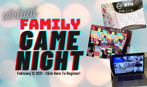 TSIC Virtual Family Game Night