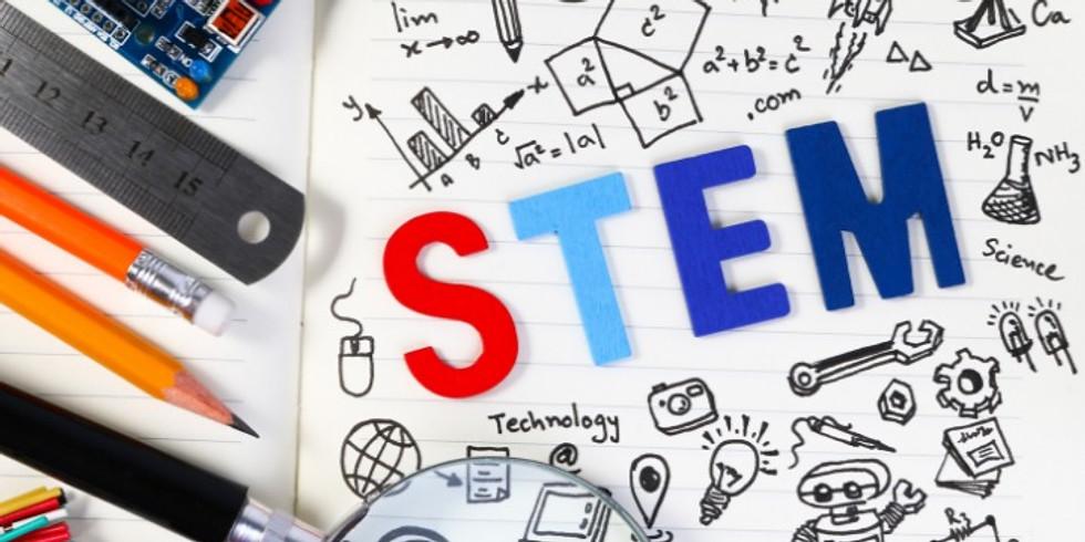 Mentoring in Career Choices & STEM-with mentor Jocelyne Lecorps & TSIC staff Kayla Ahlness