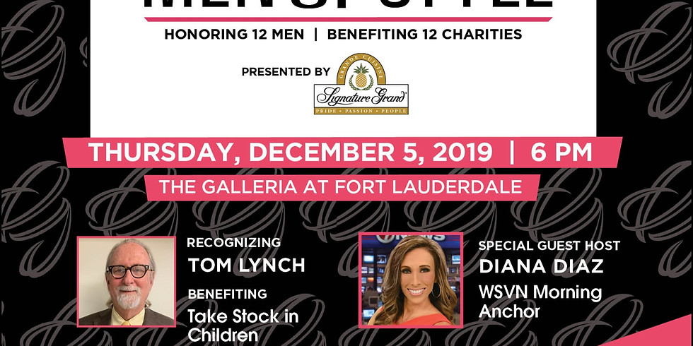 The Galleria Fort Lauderdale Men of Style