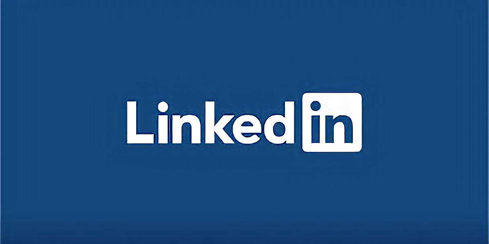 Mentoring in LinkedIn for Networking with mentor Andy DiPalermo and TSIC staff Carrie Garcia