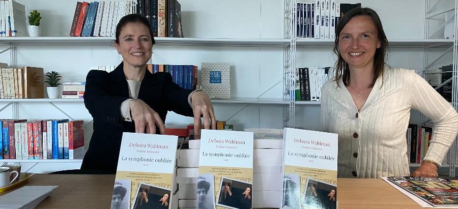 Debora Waldman- Pauline Sommelet - La symphonie oubliée