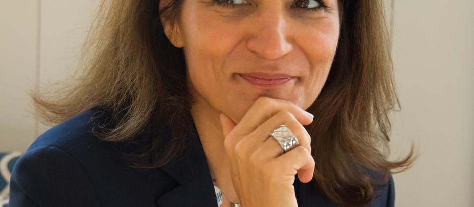 Laure Margerand - Les 5 parfums de notre histoire - Irène Farmachidi, parfumeur