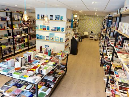 """Librairie """"Les carnets d'Albert"""" à Sallanches"""