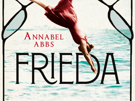 27 mai à 19h - Annabel Abbs - Frieda - Éditions Pocket