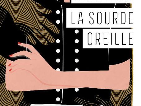 21 mai à 19h - Anne de Kinkelin - La sourde oreille - Éditions Harper & Collins