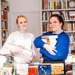 """Librairie """"Un livre et une tasse de thé"""" à Paris 10e"""