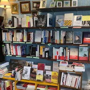 "Librairie ""Bonjour Books DC"" à Washington"