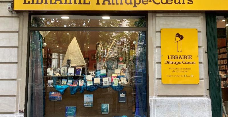Librairies L'Attrape-Coeurs à Paris 18e
