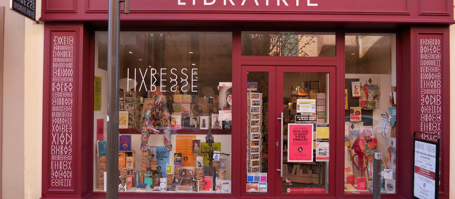 """Librairie """"Livresse"""" à Villeneuve-sur-Lot"""