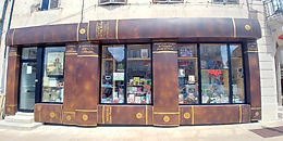"""Librairie """"L'Autre Monde"""" à Avallon"""