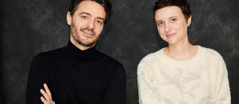 Léa et Hugo Domenach - Les Murs Blancs