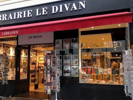 """Librairie """"Le divan"""" à Paris 15e"""