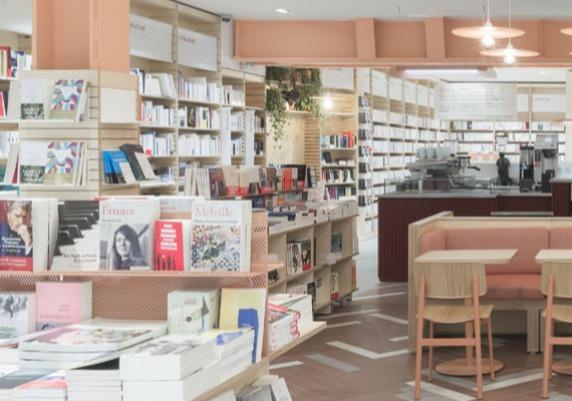 """Librairie """"Ici"""" à Paris 2e"""
