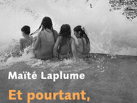 14 mai à 19h - Maïté Laplume - Et pourtant elle tourne - Éditions Robert Laffont