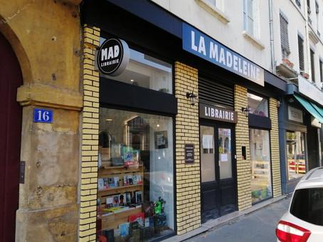 Librairie La Madeleine à Lyon