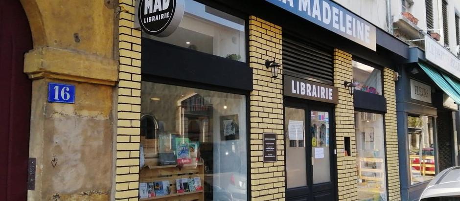 """Librairie """"La Madeleine"""" à Lyon"""
