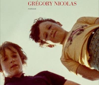 12 mai à 19h - Grégory Nicolas - Les fils du pêcheur - Éditions Les Escales