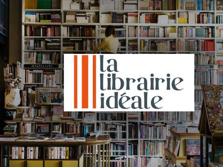 """""""La Librairie Idéale"""" à Paris 7e"""